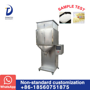 ZX-C-25Kg Double Scale Particle Weighing Machine
