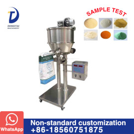 ZX-F-FK Valve pocket quantitative packing scale powder filling machine (double head)
