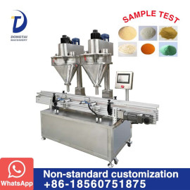 ZX-F-02A Semi-Automatic Quantitative Powder Filling Machine