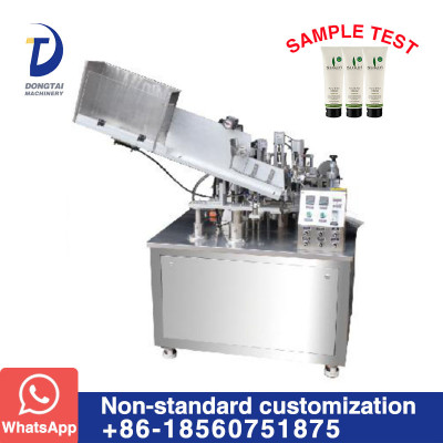 DTG-250B Tube filling and sealing machine