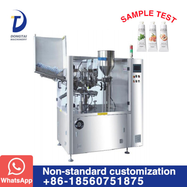 DTG-60A Automatic tube filling and sealing machine