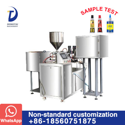 DTG-SG-1 Automatic Super Glue Filling Capping Machine
