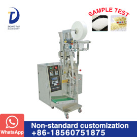 DTK Three-side four-side sealing granule automatic packaging machine