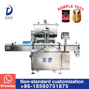 TSF-2 Automatic two-head sauce filling machine