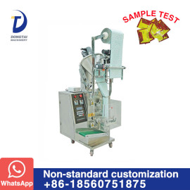 DTF Three-side four-side sealing powder automatic packaging machine
