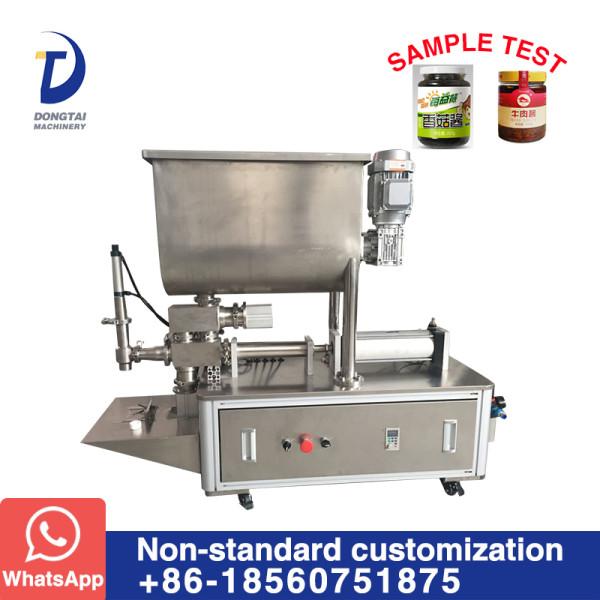 DTG Semi automatic paste filling machine