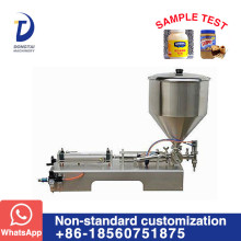 Pneumatic paste filling machine to the direction of mechanical diversification