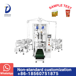 SYM Automatic sauce packing machine