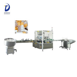 Factory price bottle filling machine,automatic bottle washing filling capping machine