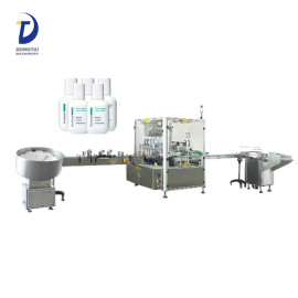 CE Certification automatic liquid filling machine eye drop,3 in 1 filling system