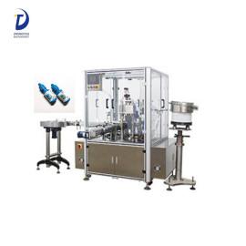 Peristaltic pump automatic mini bottle filling machine,ejuice filing line price