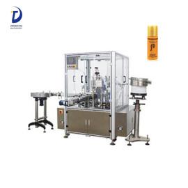 Peristaltic pump10ml liquid automatic filling machine,ejuice filling sealing machine