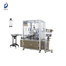 ampoule filling and sealing machine price perfume filling machine bottle filling capping machine for small bottle