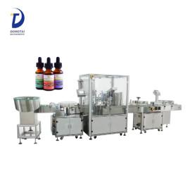 chubby gorilla bottle filling machine,e-liquid fillng machine 25ml-200ml