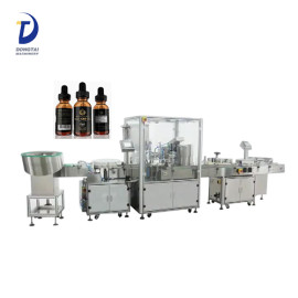 High speed tincture filling capping machine,filling machine for tincture