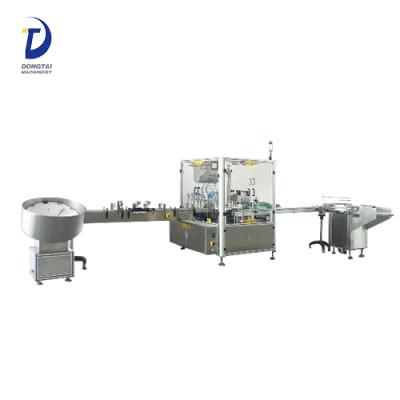 Automatic liquid medicine filling machine, perfume/ molasses filling and capping machine price