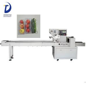 Vegetable Packaging Machine for Potato/Tomato/Radish/Sweet Potato Packing Machine