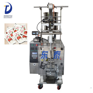 Automatic pouch tomato ketchup / liquid packing filling machine