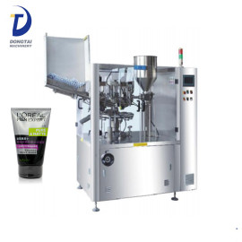 High speed toothpaste soft tube filling machine,plastic tube filling