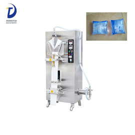 Automatic Small Scale Sachet Plastic Bag Water filling machine