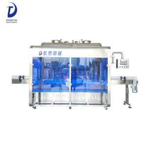 automatic motor engine lube oil filling machine