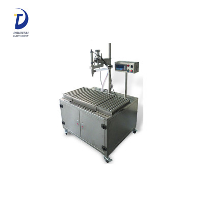 Single-head Semi-Automatic manual cooking oil pouch filling machine palm oil bottling machine