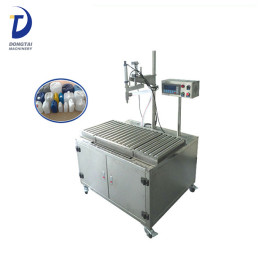 Semi-Automatic weight bottle oil filling machine for engine oil/oil filling machine liquid