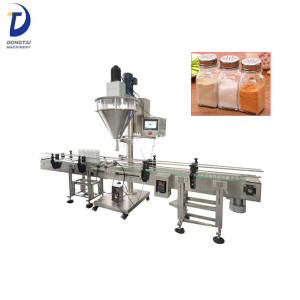 Automatic powder auger filling machine,automatic filling machine powder