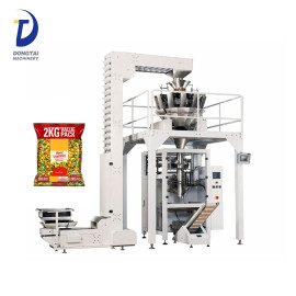 Automatic verticel Nitrogen Filling Snack Pouch Packing Machine