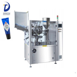 Stable Runeing Auto Lip Balm tube Filling Sealing Packaging Machine