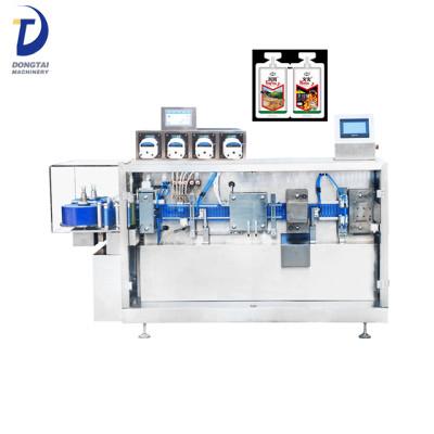 Automatic Oral Liquid Pharmaceutical Plastic Ampoule Bottling Blow-fill-seal Machine