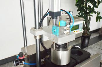 Semi-Automatic glass jar food vaccum cap machine,bottle cap press machine