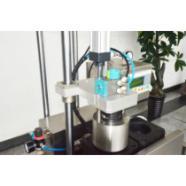 Semi-Automatic glass jar food vaccum cap machine,bottle cap press machine