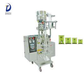 Automatic liquid sachet / honey straw filling machine , vertical form fill seal packaging machine