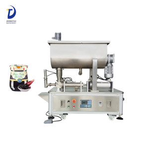 Automatic Hot Sauce Filling Machine Manufacturer