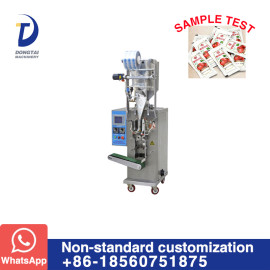 Automatic sauce liquid packing machine