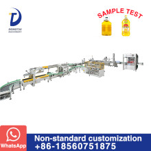 Master these three points! Easy daily maintenance of edible oil filling line
