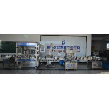 Customer Site of Automatic Sauce Filler