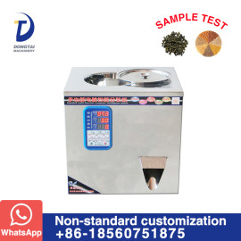 Multifunctional spiral vibration filling machine