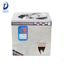 coffee beans dry spice weight filling machine nuts grain or powder filling machine