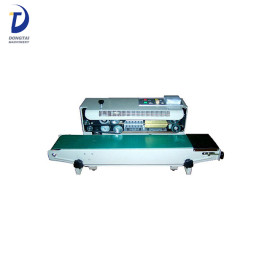 Good quality plastic bag induction sealing machine