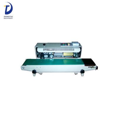 Good quality plastic bag induction sealing machine