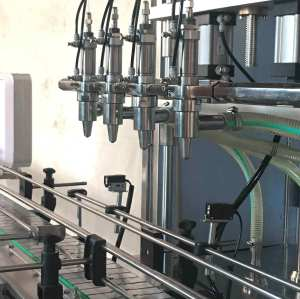 Automatic gear/lubricant/motor/lube/engine oil bottle filling oil machine