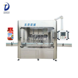 Automatic Chilli Paste Filling Machine,Tomato Sauce Filling Machine