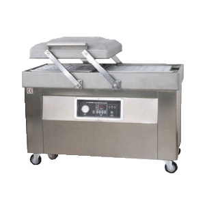 Double Cell Vacuum Packing Machine