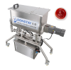 Fully automatic ketchup filling opportunity allows you to eat delicious specialties