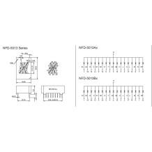 Single Digit Alphanumeric Display1