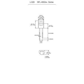 Standard Light Emitting Diode LED