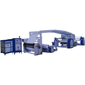 label making hot melt coating Machine