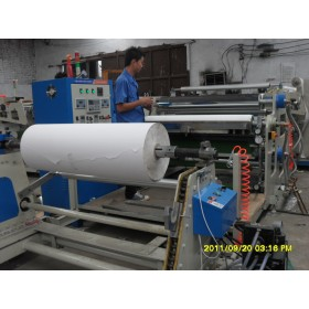 adhesive tape hot melt coating machine